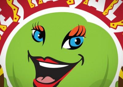 Logo Design: Fiesta Salsa