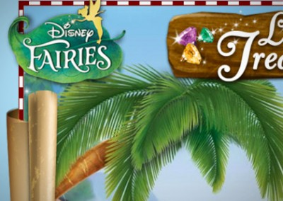 Online Promotion: Jakks and Disney Pirate Fairy – Instant Win
