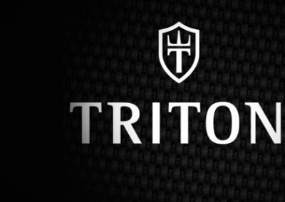 Website Production: Triton Jewelry