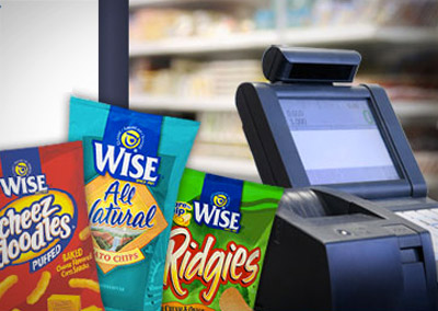 Online Promotion: Wise Scan and Win – Instant Win