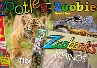 Webpage: Zoobooks – Magazine Subscription