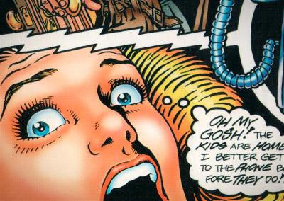 Mailer: SouthWesternBell – Comics