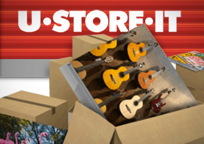 Online Promotion: U Store It – Contest